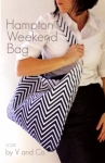 Hampton Weekend Bag by V and Co