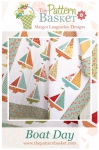 Boat Day Quilt Pattern by The Pattern Basket