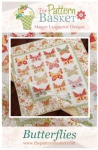 Butterflies Quilt Pattern by The Pattern Basket