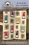 A Tale of 2 Gnomes Pattern by Abbey Lane Quilts