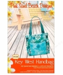 Key West Handbag Pattern by Pink Sand Beach Designs