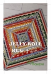 Jelly Roll Rug + (Plus) Pattern by RJ Designs/Roma Lambson