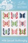 Lella Boutique - Social Butterfly Quilt Pattern