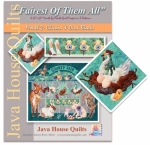 Fairest Of Them All Block of the Month - Month 2 Chicken & Ducks Blocks