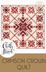 Crimson Crown Quilt Pattern by Cloth Parcel