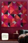 Peaks Quilt Pattern by Brigitte Heitland Zen Chic