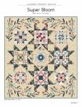 Super Bloom Quilt Pattern by Edyta Sitar