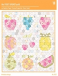 The Fruit Basket EPP Pattern by Violet Craft