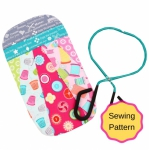 EZ Point and Turner Pouch Sewing Pattern by Sue O