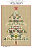 Tannenbaum Tree Quilt Pattern by Edyta Sitar Laundry Basket Quilts