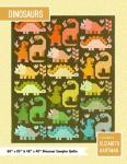 Dinosaurs Quilt Pattern by Elizabeth Hartman