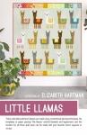 Little Llamas Quilt Pattern by Elizabeth Hartman