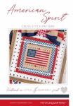 American Spirit Cross Stitch Pattern by Its Sew Emma