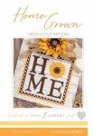 Home Grown Cross Stitch Pattern by Its Sew Emma