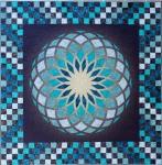 Aurora Borealis Quilt Pattern by QuiltFox Design