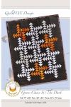 Goose Chase in the Dark Quilt Pattern by QuiltFox