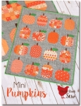 Mini Pumpkins Quilt Pattern by Cluck Cluck Sew