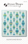 Sugar Sand Beach Quilt Pattern by Atkinson Designs