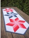 Cut Loose Press - Twirl N Spin Table Runner Pattern