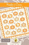 Pumpkins and Cream Quilt Pattern by Fig Tree & Co