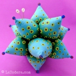Urchin Pincushion Pattern