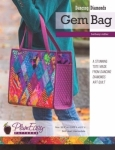 Dancing Diamonds Gem Bag by Plum Easy Patterns