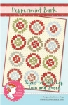 Peppermint Bark Quilt Pattern by It