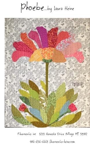Phoebe Quilt Pattern By Laura Heine 724696748632 Quilt