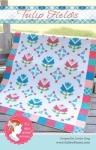 Tulips Fields Quilt Pattern by It