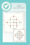 Twinkle Quilt Pattern by Sandy Gervais