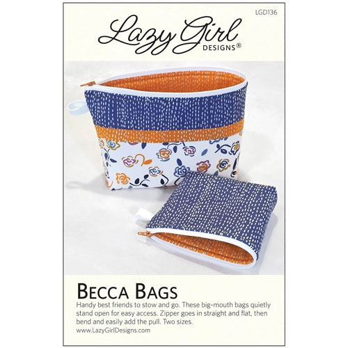 Becca Bags by Lazy Girl Designs