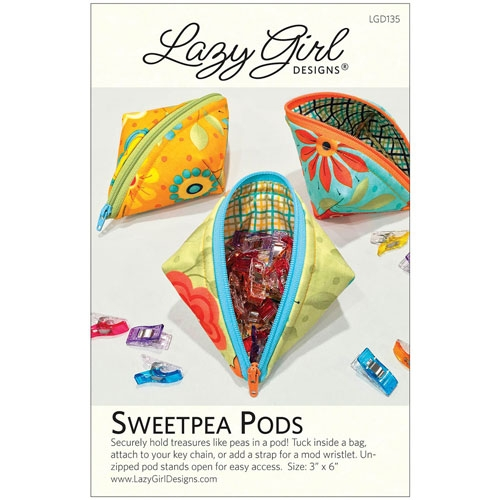 Sweetpea Pods by Lazy Girl Designs