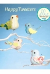 Bird Decorations with Contrast Options Pattern by Ellie Mae Designs
