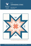 Expanding Stars Quilt Pattern by Emily Dennis