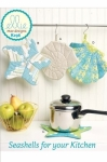 Seashell Potholders with Hanging Loop Pattern by Ellie Mae Designs