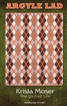 Argyle Lad Quilt Pattern by Krista Moser