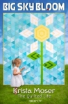 Big Sky Bloom Quilt Pattern by Krista Moser