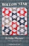 Hollow Star Quilt Pattern by Krista Moser