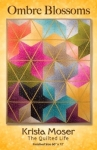 Ombre Blossoms Quilt Pattern by Krista Moser