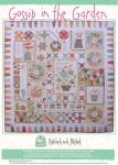 Gossip In The Garden Quilt Pattern by Anni Downs