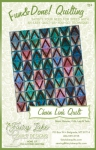 Fun & Done - Chain Link Quilt Pattern by Fairy Lake Quilt Design