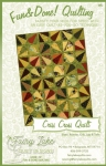 Fun & Done - Criss Cross Quilt Pattern by Fairy Lake Quilt Design
