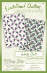 Fun & Done - Infinity Quilt Pattern by Fairy Lake Quilt Design