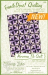 Fun & Done - Moroccan Tile Quilt Pattern by Fairy Lake Quilt Design