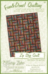 Fun & Done - Zip Strips Quilt Pattern by Fairy Lake Quilt Design