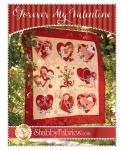 Forever My Valentine Pattern by Shabby Fabrics
