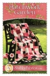 Patchwork Garden Pattern by Shabby Fabrics