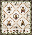Honey Bee Lane Complete Set of patterns by The Quilt Co