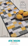 Mini Brick Road Pattern by Atkinson Designs