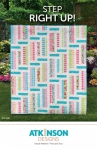Step Right Up! Quilt Pattern by Atkinson designs